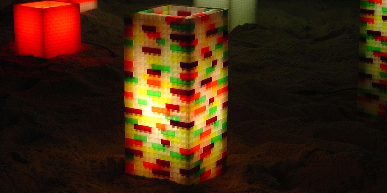 LEGO LUMINARIA