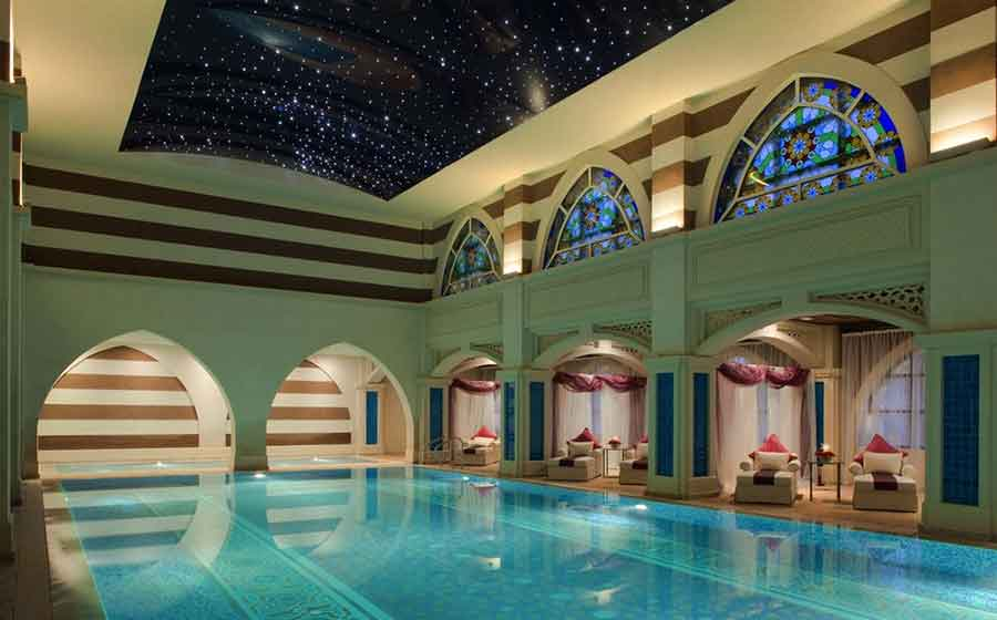 PISCINAS_JUMEIRAH ZABEEL SARAY INTERIOR POOL